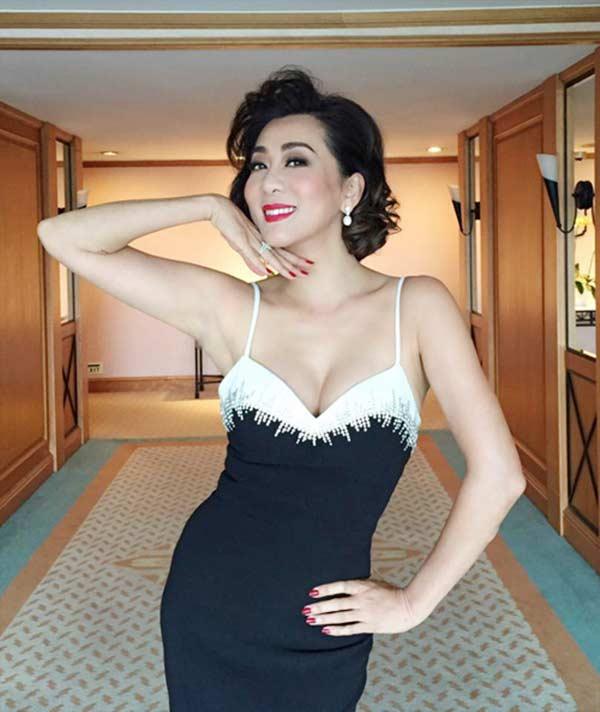 Sự thật đằng sau vẻ đẹp U50 của nữ MC hot nhất hải ngoại? - hình ảnh 2