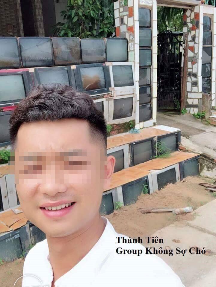Ảnh hàng rào bằng ti vi cũ ở Việt Nam được lên báo nước ngoài - hình ảnh 2