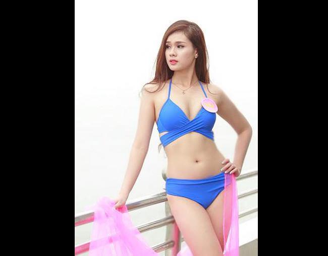 Vẻ đẹp nóng bỏng của bạn gái tin đồn Trọng Đại U23 Việt Nam - hình ảnh 3