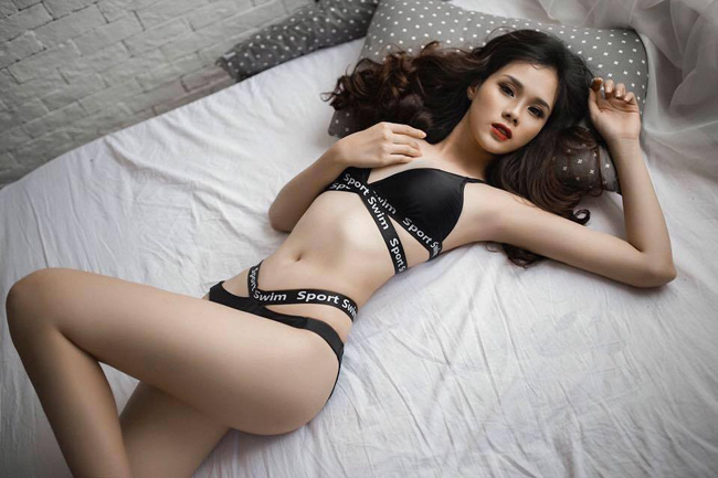 Vẻ đẹp nóng bỏng của bạn gái tin đồn Trọng Đại U23 Việt Nam - hình ảnh 6