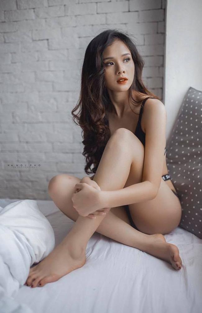 Vẻ đẹp nóng bỏng của bạn gái tin đồn Trọng Đại U23 Việt Nam - hình ảnh 9