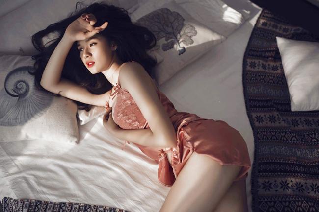 Vẻ đẹp nóng bỏng của bạn gái tin đồn Trọng Đại U23 Việt Nam - hình ảnh 11