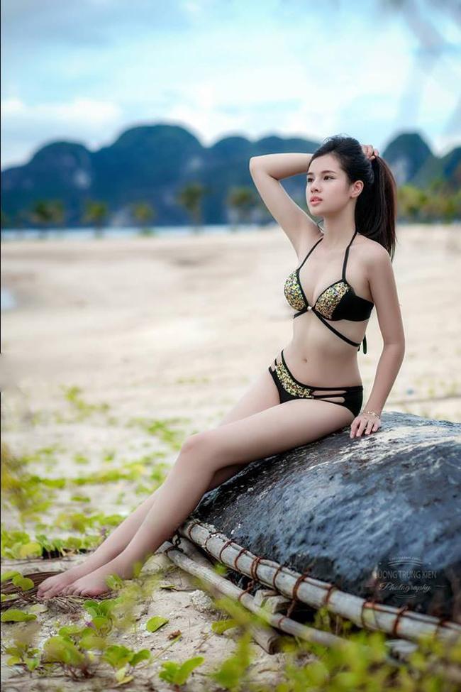 Vẻ đẹp nóng bỏng của bạn gái tin đồn Trọng Đại U23 Việt Nam - hình ảnh 13
