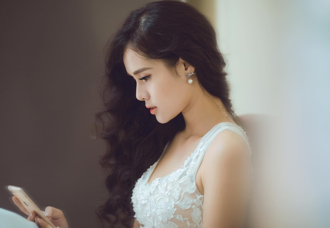Vẻ đẹp nóng bỏng của bạn gái tin đồn Trọng Đại U23 Việt Nam - hình ảnh 18