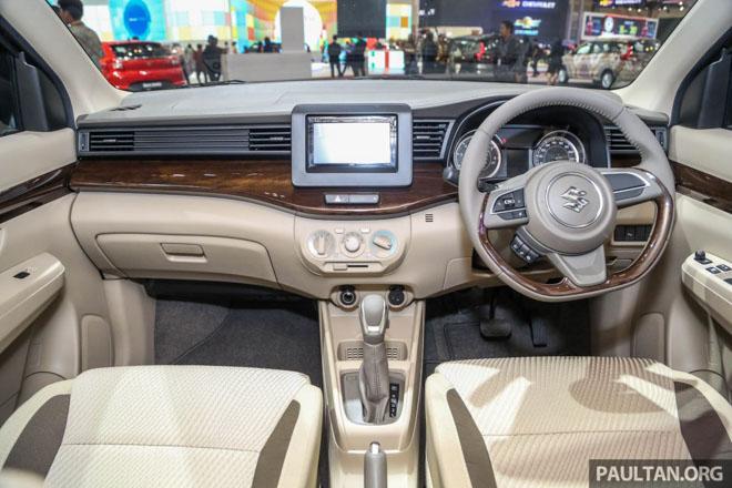Suzuki Ertiga thế hệ mới ra mắt tại Thái Lan, giá từ 510 triệu đồng - 6