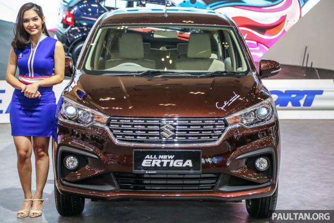 Suzuki Ertiga thế hệ mới ra mắt tại Thái Lan, giá từ 510 triệu đồng - 3