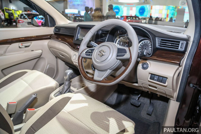Suzuki Ertiga thế hệ mới ra mắt tại Thái Lan, giá từ 510 triệu đồng - 7