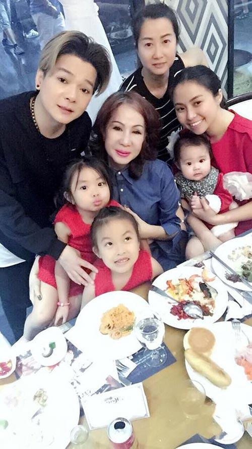 Mối tình ít biết của ca sĩ Vũ Hà và vợ đại gia hơn 8 tuổi - hình ảnh 11