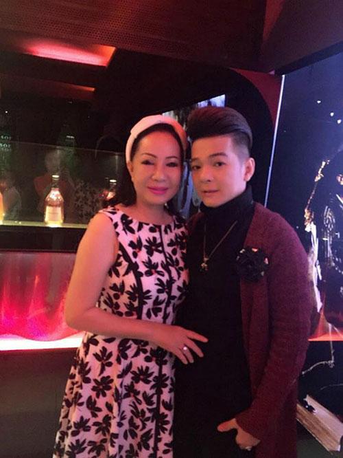 Mối tình ít biết của ca sĩ Vũ Hà và vợ đại gia hơn 8 tuổi - hình ảnh 5
