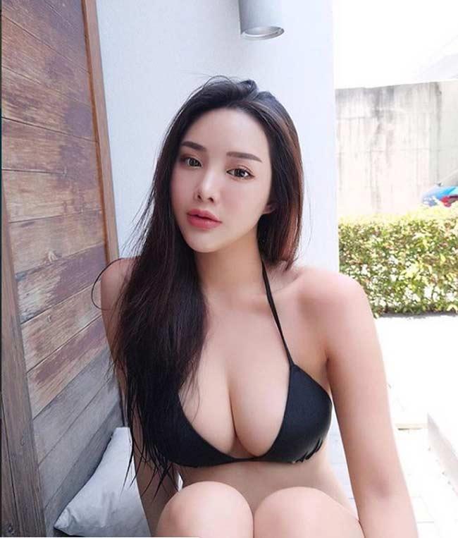 Những kiểu bikini mảnh như sắp đứt dây của gái đẹp xứ Hàn - hình ảnh 4