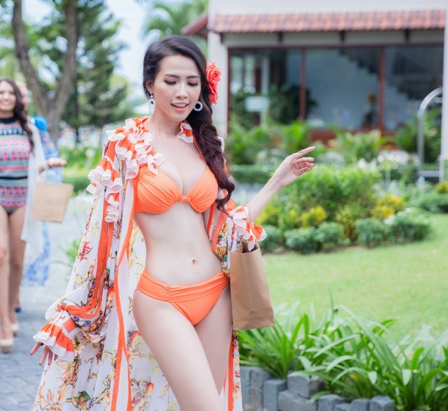 Người đẹp Tiền Giang đăng quang Hoa hậu đại sứ du lịch thế giới - hình ảnh 6