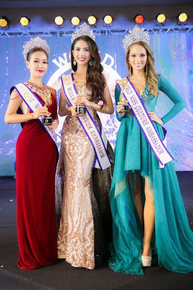 Người đẹp Tiền Giang đăng quang Hoa hậu đại sứ du lịch thế giới - hình ảnh 2