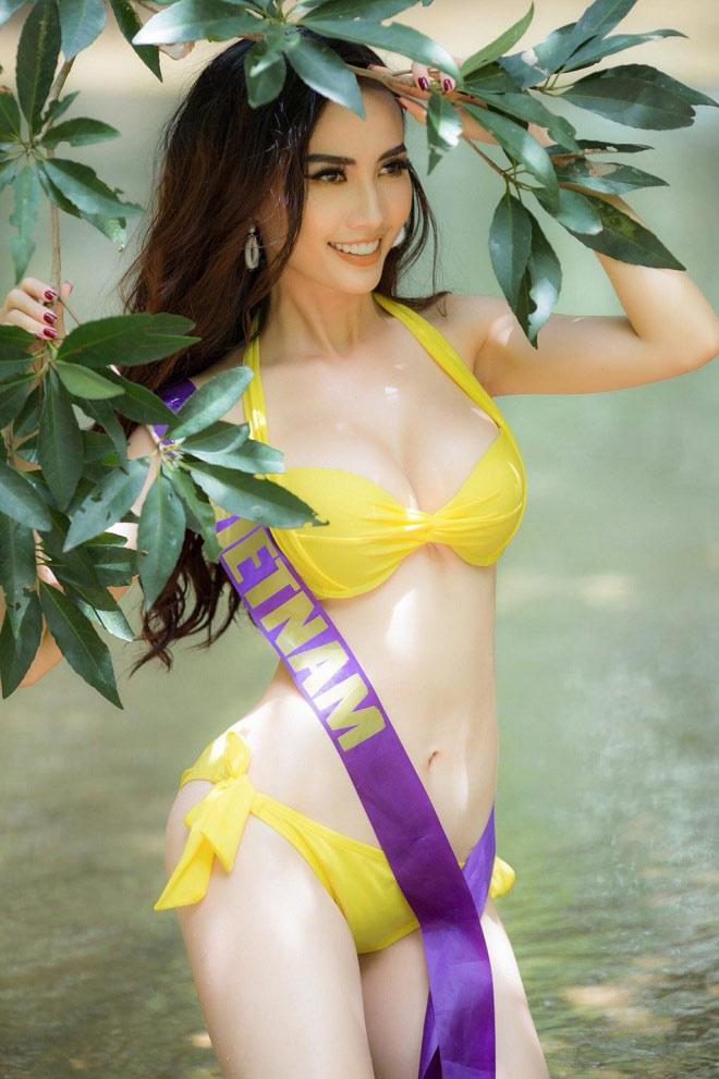 Người đẹp Tiền Giang đăng quang Hoa hậu đại sứ du lịch thế giới - hình ảnh 4