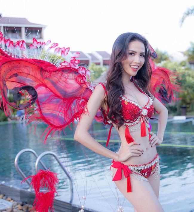 Người đẹp Tiền Giang đăng quang Hoa hậu đại sứ du lịch thế giới - hình ảnh 7