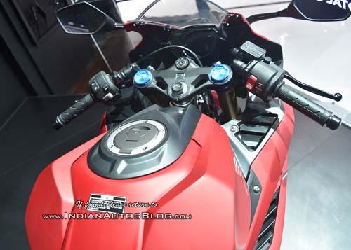 Ảnh thực tế của Honda CBR250RR 2018 phiên bản mới - 3