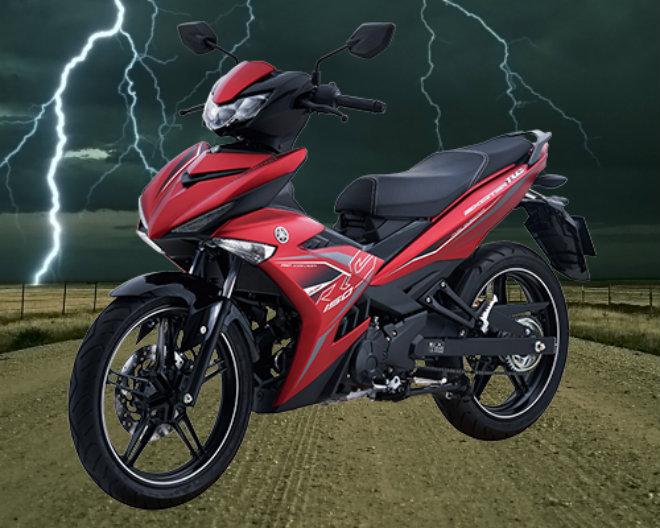 Bảng giá xe Yamaha tháng 8/2018: Ra siêu phẩm vua côn tay - 1