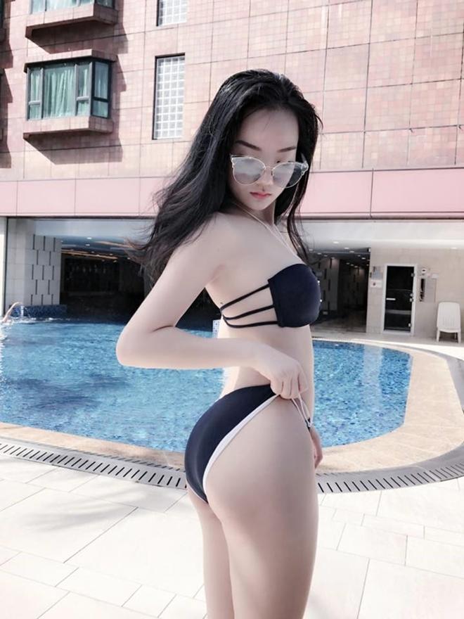 """Bạn gái thứ 3 của """"thiếu gia Phan Hải"""" nóng bỏng hơn cả Thanh Bi - hình ảnh 4"""