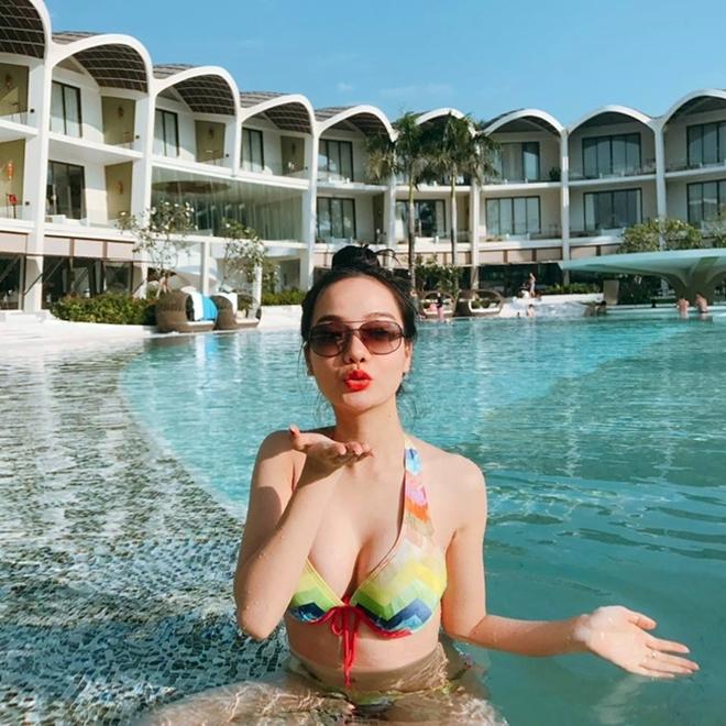 """Bạn gái thứ 3 của """"thiếu gia Phan Hải"""" nóng bỏng hơn cả Thanh Bi - hình ảnh 9"""