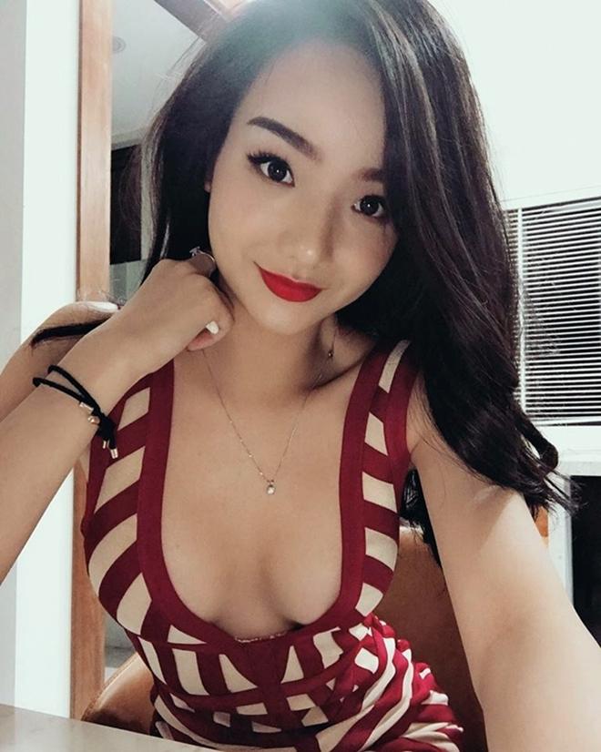 """Bạn gái thứ 3 của """"thiếu gia Phan Hải"""" nóng bỏng hơn cả Thanh Bi - hình ảnh 8"""