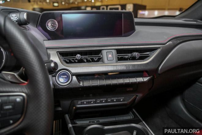 Lexus UX 2019 chính thức ra mắt thị trường Đông Nam Á - 7