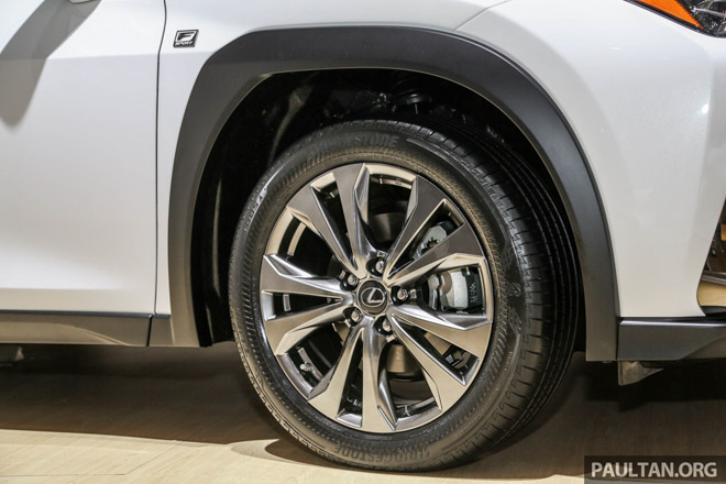 Lexus UX 2019 chính thức ra mắt thị trường Đông Nam Á - 14