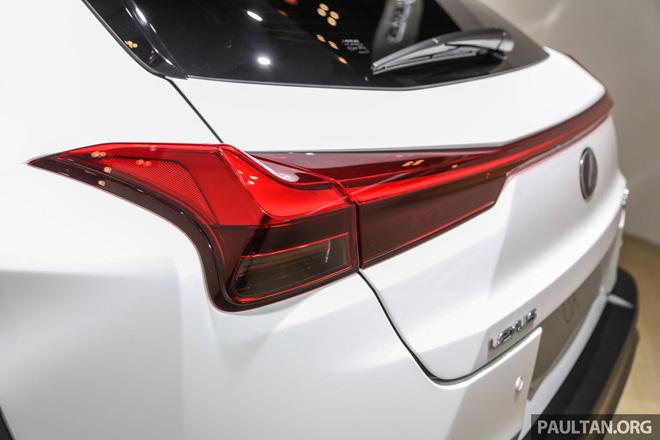 Lexus UX 2019 chính thức ra mắt thị trường Đông Nam Á - 4