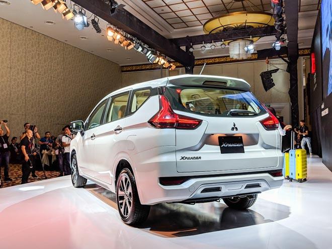 Mitsubishi bán được 1295 chiếc Xpander trong tháng 1/2019 - 3