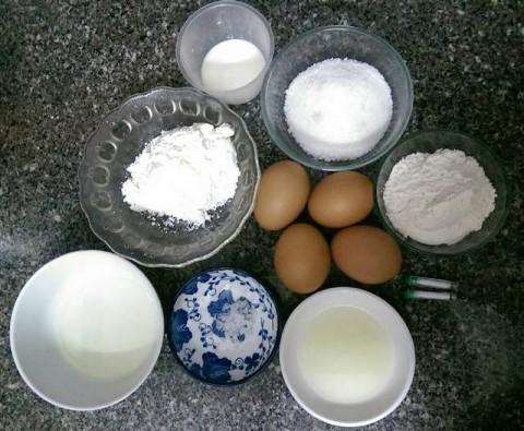 Làm bánh bông lan thơm ngon đúng chuẩn chỉ bằng nồi cơm điện - 1