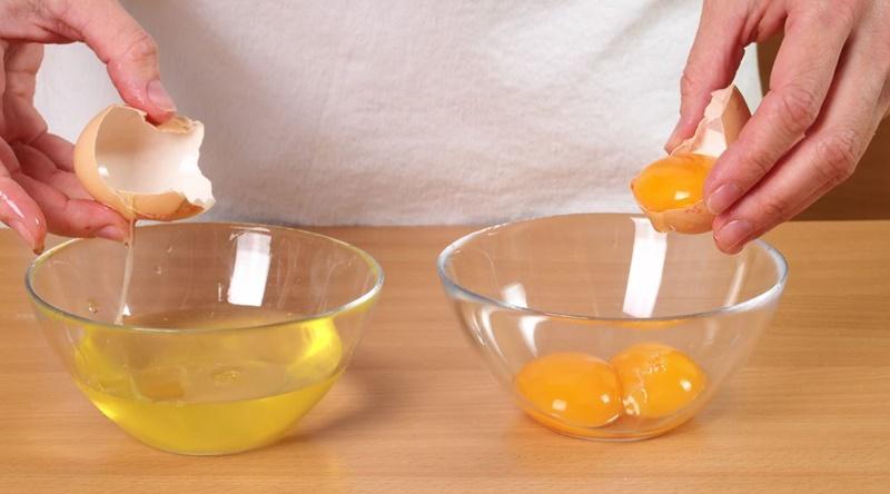 Làm bánh bông lan thơm ngon đúng chuẩn chỉ bằng nồi cơm điện - 2