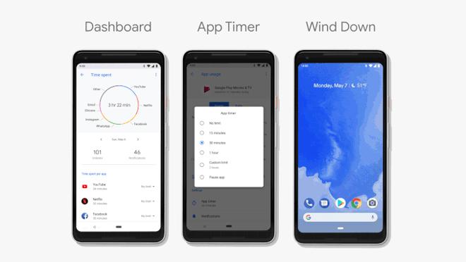 Đánh giá chi tiết hệ điều hành Android 9.0 Pie mới nhất - 2