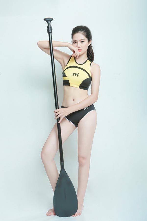 """Người đẹp Hải Phòng bốc lửa của Hoa hậu VN: """"Vòng 3 phải nở – căng tròn – không xệ"""" - hình ảnh 3"""