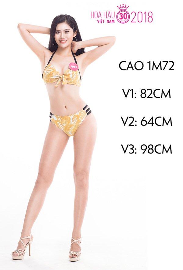 """Người đẹp Hải Phòng bốc lửa của Hoa hậu VN: """"Vòng 3 phải nở – căng tròn – không xệ"""" - hình ảnh 1"""