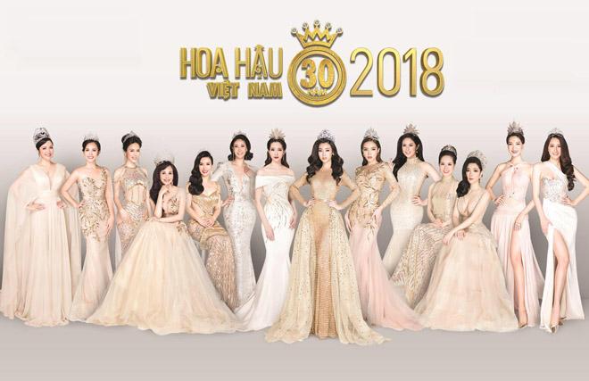 14 Hoa hậu Việt Nam hội tụ kỷ niệm 30 năm lịch sử cuộc thi - hình ảnh 1