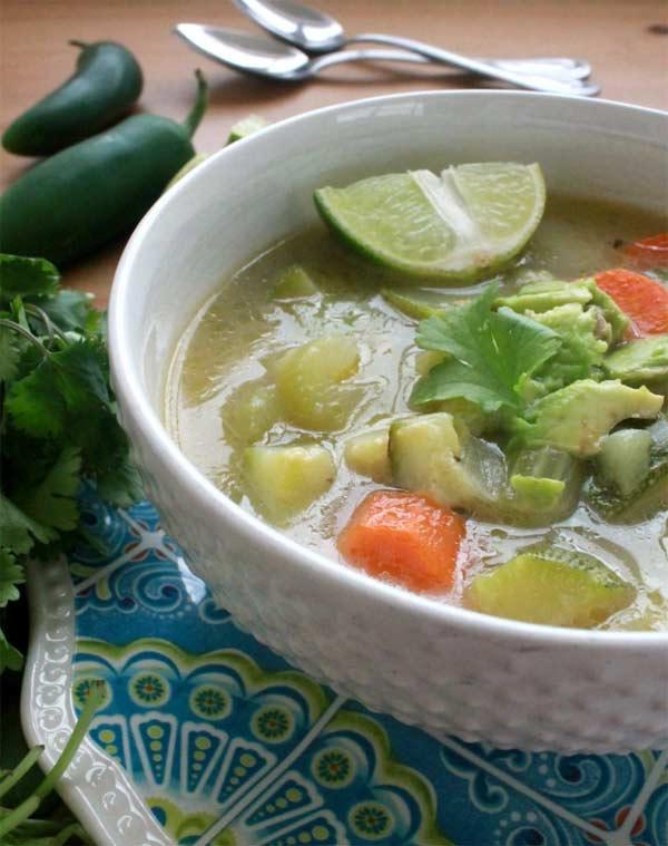 2 công thức súp giúp bạn ăn ngon mà giảm 2 – 3kg mỗi tuần - hình ảnh 2