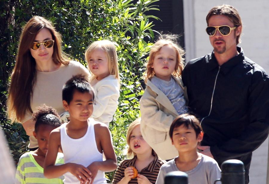 Đại chiến ly hôn nhà Jolie-Pitt: Chia thế nào khối tài sản 9 nghìn tỷ? - hình ảnh 2