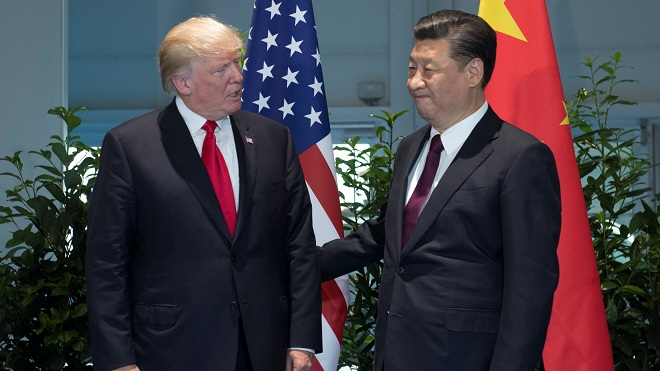 Trung Quoc 'ngam don' trung phat cua My, nen nhan thua ong Trump?