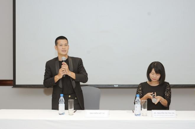 Đao diễn Việt Tú giữ 5kg hồ sơ trong vụ kiện 6,8 tỷ cho vở diễn đạt kỷ lục Guiness - hình ảnh 2