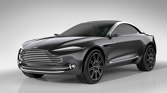 Động cơ Mercedes AMG sẽ được trang bị trên SUV đầu tiên của Aston Martin - 2