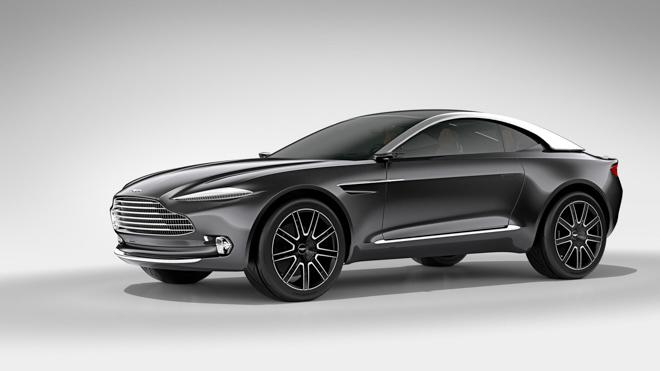 Động cơ Mercedes AMG sẽ được trang bị trên SUV đầu tiên của Aston Martin - 3