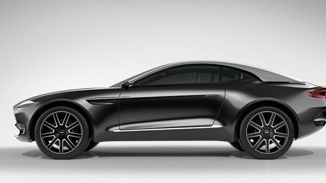 Động cơ Mercedes AMG sẽ được trang bị trên SUV đầu tiên của Aston Martin - 1