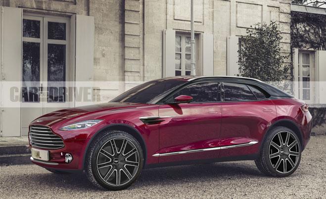 Động cơ Mercedes AMG sẽ được trang bị trên SUV đầu tiên của Aston Martin - 4