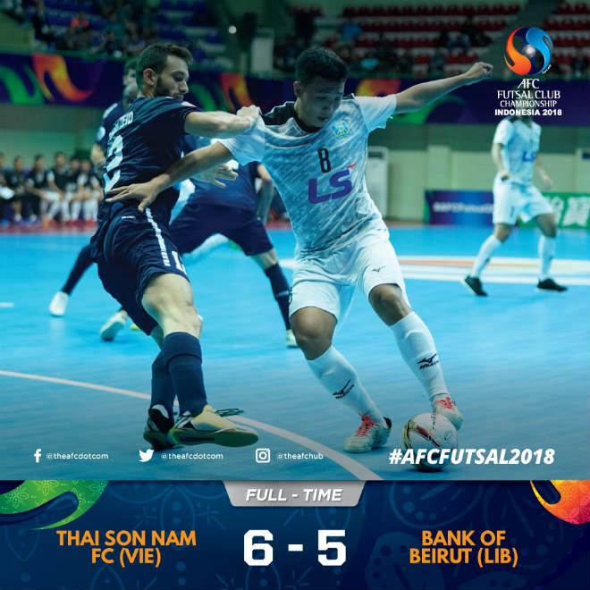 Futsal Việt Nam gây chấn động: Ngược dòng khó tin, vào chung kết châu Á