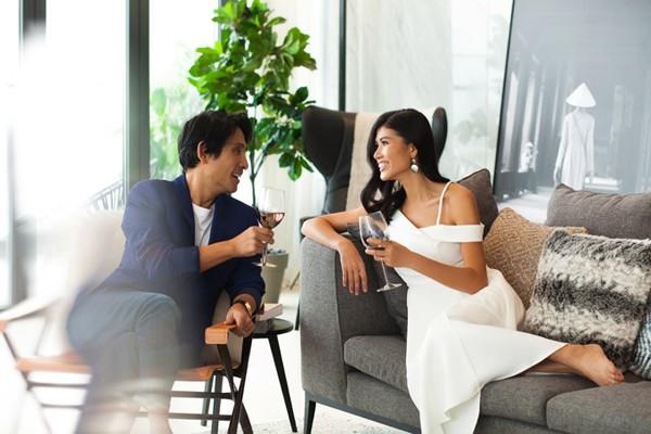 Lấy được chồng Việt kiều lớn tuổi, người mẫu gốc Cần Thơ có nhà triệu đô, du lịch châu Âu cả tháng - hình ảnh 5