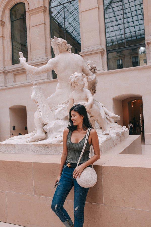 Lấy được chồng Việt kiều lớn tuổi, người mẫu gốc Cần Thơ có nhà triệu đô, du lịch châu Âu cả tháng - hình ảnh 1