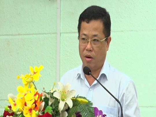 Nóng: Bắt cựu Bí thư thị xã Bến Cát, tỉnh Bình Dương - hình ảnh 1