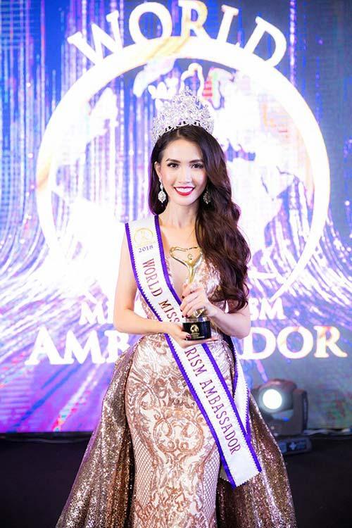 Sự giàu có đến ngỡ ngàng của người đẹp 7 lần đi thi giờ mới đăng quang Hoa hậu - hình ảnh 1