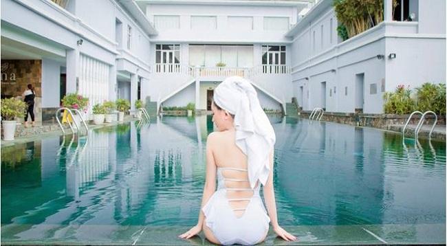 Vợ cũ Hồ Quang Hiếu, Phan Thanh Bình mê mặc váy áo gợi cảm sau đổ vỡ hôn nhân - hình ảnh 3