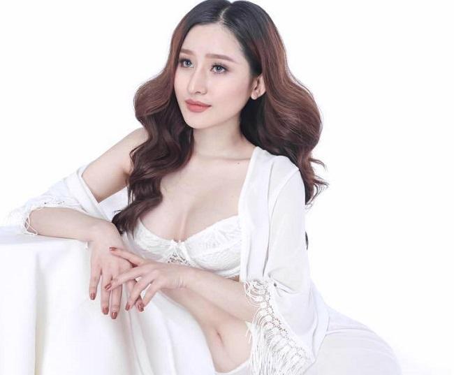 Vợ cũ Hồ Quang Hiếu, Phan Thanh Bình mê mặc váy áo gợi cảm sau đổ vỡ hôn nhân - hình ảnh 6