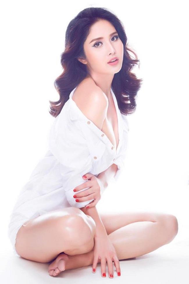 Vợ cũ Hồ Quang Hiếu, Phan Thanh Bình mê mặc váy áo gợi cảm sau đổ vỡ hôn nhân - hình ảnh 15