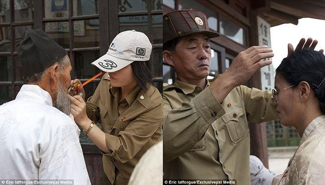 Điện ảnh của đất nước bí ẩn Triều Tiên được hé lộ qua loạt ảnh hiếm thấy - hình ảnh 2